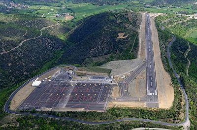 La Generalitat ja té aeroport: cuesta 14€ millones y sólo lo usan 4.769personas