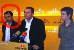 Amadeu Corbera ERC