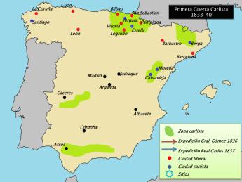 guerra carlista I